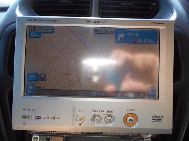 CL ターボ 2WD キーレス CDMD DVDナビ AT(14枚目)