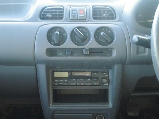 日産 マーチ G 5速マニュアル キーレス カセット 5ドア パワステPW