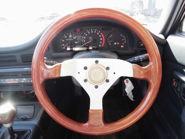 スズキ カプチーノ ベースグレード5速MTターボ スポーツマフラータイベル交換済
