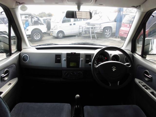 スズキ ワゴンR FX 5速マニュアル 禁煙車 CD タイミングチェーン