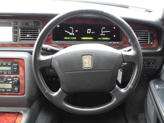 トヨタ センチュリー 標準仕様車 本革シート キーレス Tチェーン AT