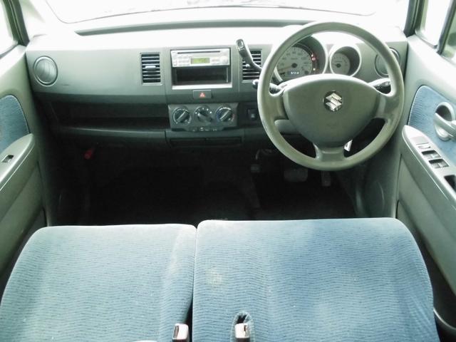 スズキ ワゴンR FA CD 集中ドア パワーウィンドウ Tチェーン 2WD