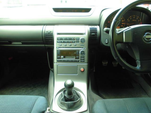日産 スカイライン 350GT 6速MT 社外18インチAW CD キーレス