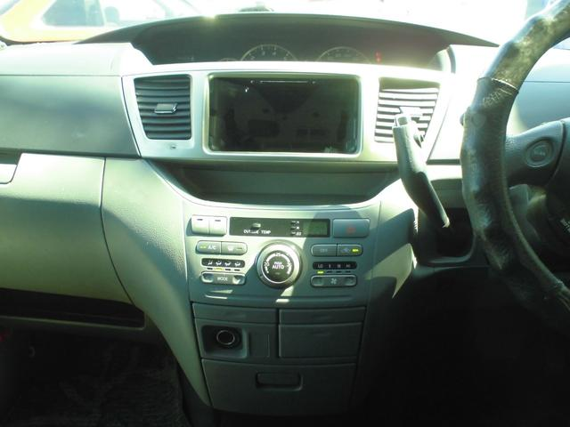 トヨタ ヴォクシー X 両側電動スライドドア キーレス 記録簿 8人乗り
