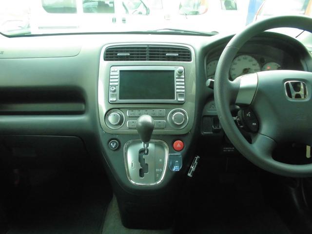 ホンダ ストリーム ETC Tチェーン  オートマ 5ドア 2WD