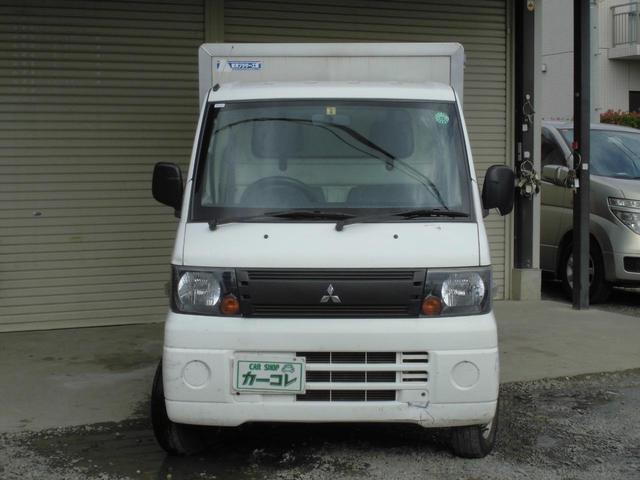 冷蔵冷凍車 -5℃設定 5速MT 2WD タイベル交換済(3枚目)