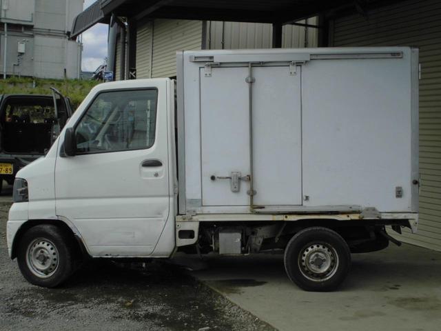 冷蔵冷凍車 -5℃設定 5速MT 2WD タイベル交換済(4枚目)