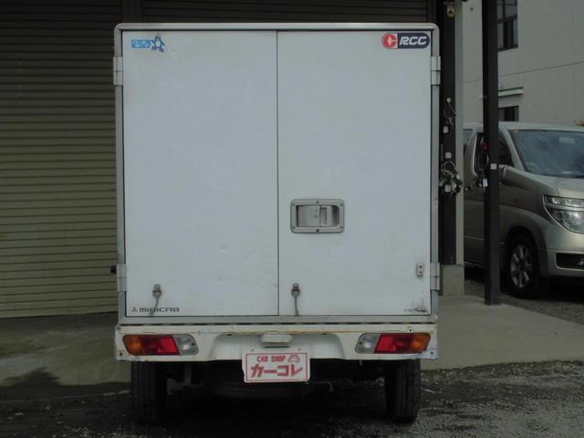 冷蔵冷凍車 -5℃設定 5速MT 2WD タイベル交換済(6枚目)