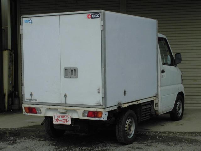 冷蔵冷凍車 -5℃設定 5速MT 2WD タイベル交換済(7枚目)