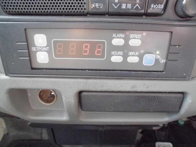 冷蔵冷凍車 -5℃設定 5速MT 2WD タイベル交換済(12枚目)