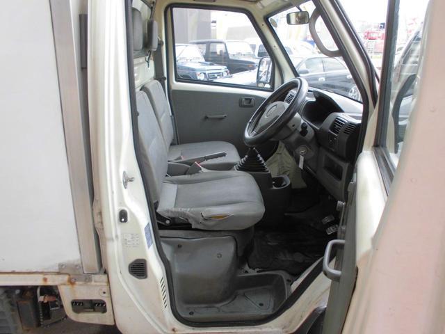 冷蔵冷凍車 -5℃設定 5速MT 2WD タイベル交換済(15枚目)