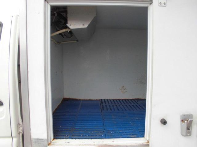 冷蔵冷凍車 -5℃設定 5速MT 2WD タイベル交換済(17枚目)