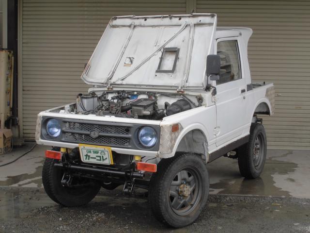 CC 5速MT 4WD リフトアップ 社外足回り(13枚目)