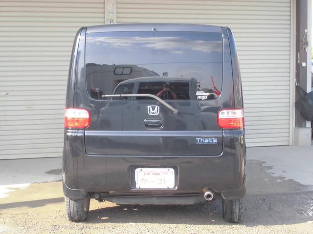 ターボ 4WD キーレス ETC 社外アルミ タイベル交換済(5枚目)