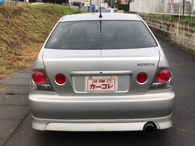 RS200 Zエディション6速MTタイベル交換済社外マフラー(6枚目)