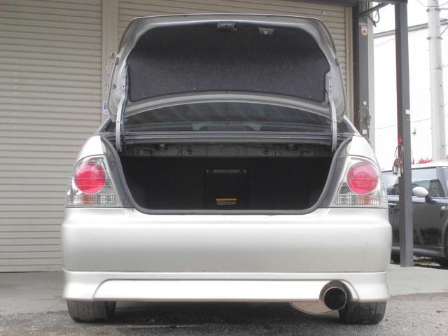 RS200 Zエディション6速MTタイベル交換済社外マフラー(8枚目)