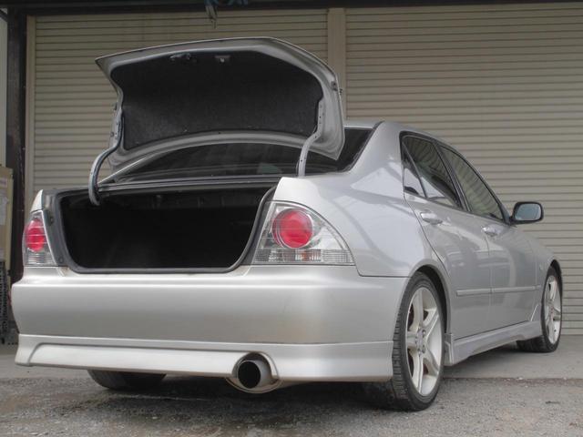 RS200 Zエディション6速MTタイベル交換済社外マフラー(9枚目)