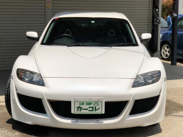 平成16年式 マツダ RX-8 入庫しました。 株式会社カーコレは【Total Car Life Support】をご提供してまいります。http://www.carkore.jp/