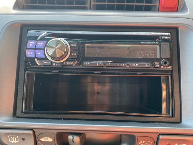 W キーレス ETC 社外CDオーディオ 禁煙車 Tチェーン(10枚目)