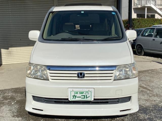 K 4WD サンルーフ キーレス Tチェーン ETC純正AW(2枚目)