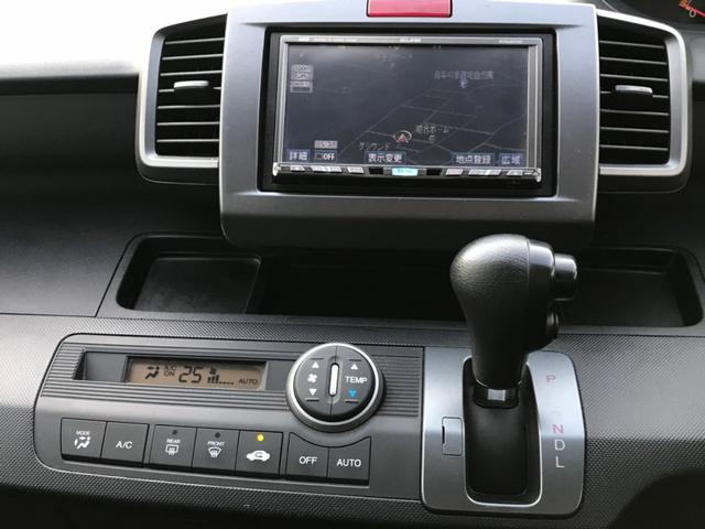 G Lパッケージ HDDナビ 地デジ ミュージックサーバー キーレス ETC 左電動スライドドア(9枚目)