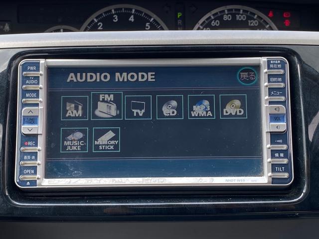 X 両側電動スライドドア ナビ CD DVD再生 バックカメラ キーレス 社外アルミホイール 3列シート エアコン パワステ パワーウィンドウ 運転席助手席エアバッグ 電格ミラー(12枚目)