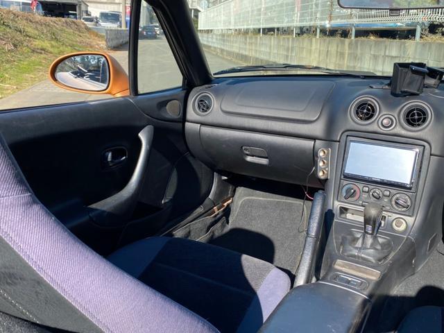 平成10年式 マツダ ロードスター 入庫しました。 株式会社カーコレは【Total Car Life Support】をご提供してまいります。http://www.carkore.jp/