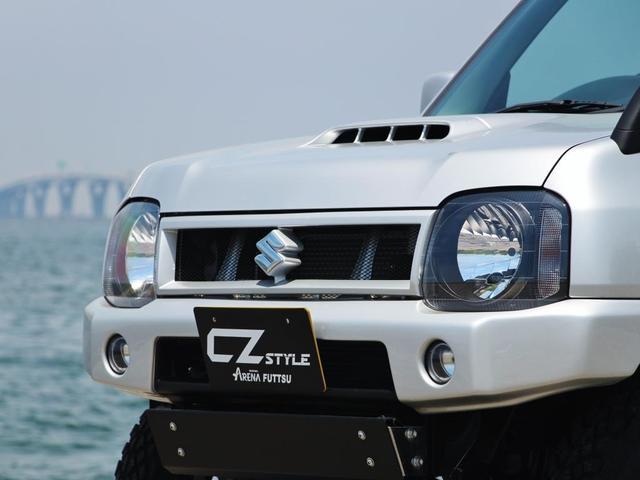 スズキ ジムニー CZ-STYLE 2インチアップ 専用エアロ AW TIRE