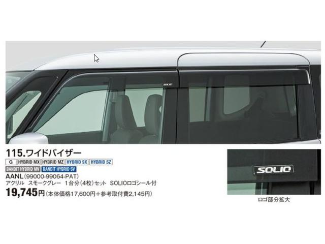 「スズキ」「ソリオバンディット」「ミニバン・ワンボックス」「千葉県」の中古車4