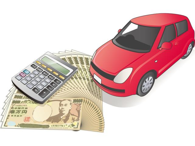 中古車の金利は約7〜10%、ディーラーで約5%前後ですが、当社では低金利実質年率2.9%・最長120回払いまで頭金無しでご利用可能です!事前審査も無料で行えます。まずはお気軽にご相談ください。