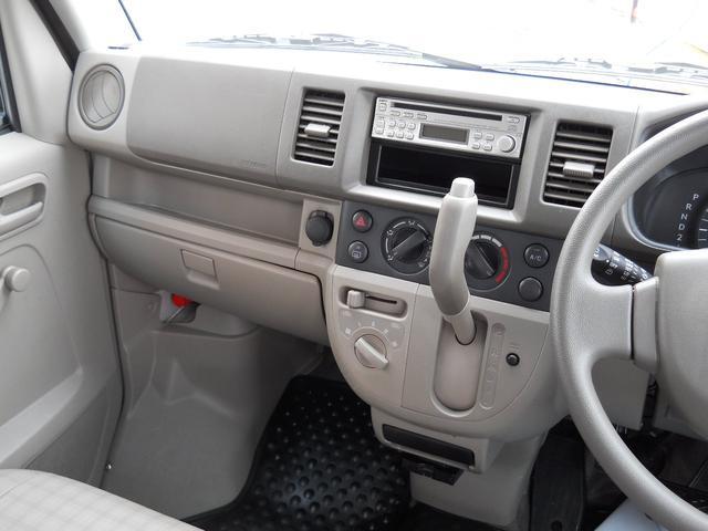 スズキ エブリイ PA 法人ワンオーナー CDラジオ 集中ドアロック 買取車