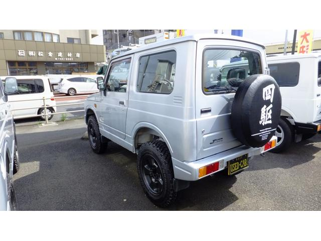 スズキ ジムニー ワイルドウインド 4WD 5速MT リフトアップ タイヤ新品