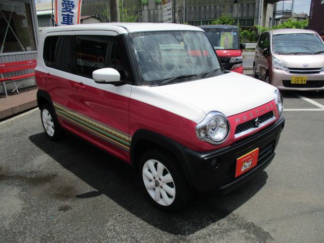 X ボディーラッピング車(7枚目)