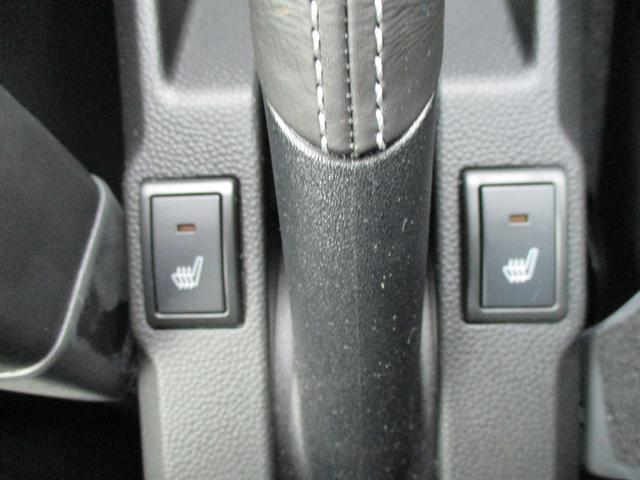 寒い時期に嬉しい装備♪運転席、助手席シートヒーター付きです!