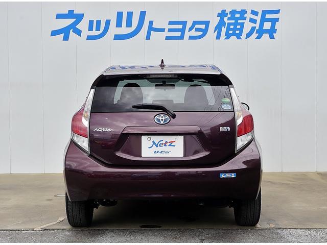 「トヨタ」「アクア」「コンパクトカー」「神奈川県」の中古車16