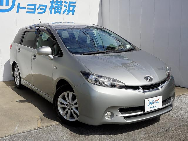 「トヨタ」「ウィッシュ」「ミニバン・ワンボックス」「神奈川県」の中古車3