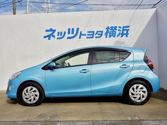 「トヨタ」「アクア」「コンパクトカー」「神奈川県」の中古車5