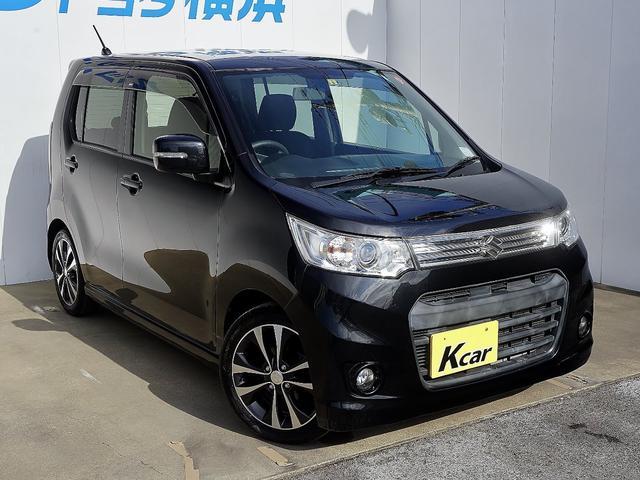 「スズキ」「ワゴンRスティングレー」「コンパクトカー」「神奈川県」の中古車18