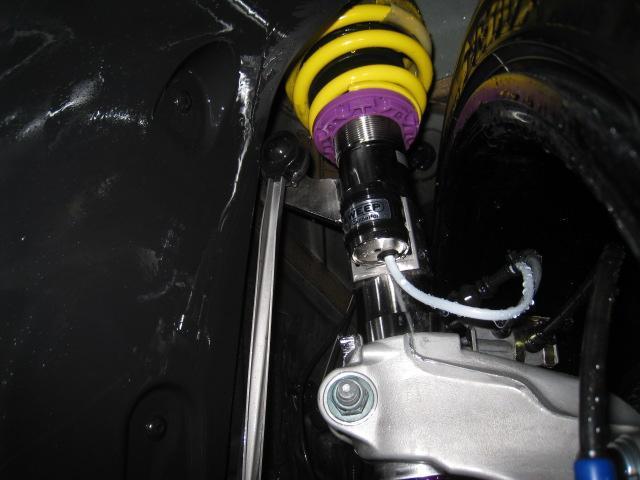 CBエアロ KW車高調 アドバン19 エンドレス6Pブレーキ(25枚目)