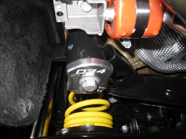 CBエアロ KW車高調 アドバン19 エンドレス6Pブレーキ(26枚目)