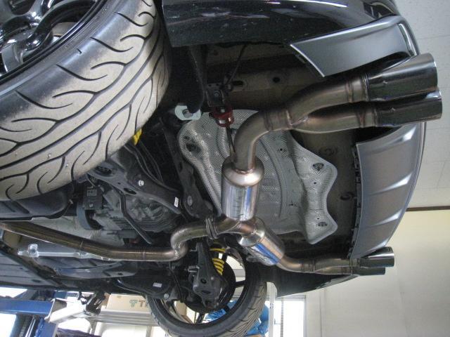 CBエアロ KW車高調 アドバン19 エンドレス6Pブレーキ(48枚目)