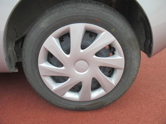 タイヤの溝もバッチリ