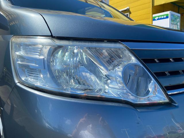 20S 1年保証付 純正HDDナビTV アルパイン後部座席用モニター ETC 純正キーレス LEDヘッドライト LEDフォグライト 社外15インチAW タイミングチェーン ディーラー記録簿付車両(14枚目)