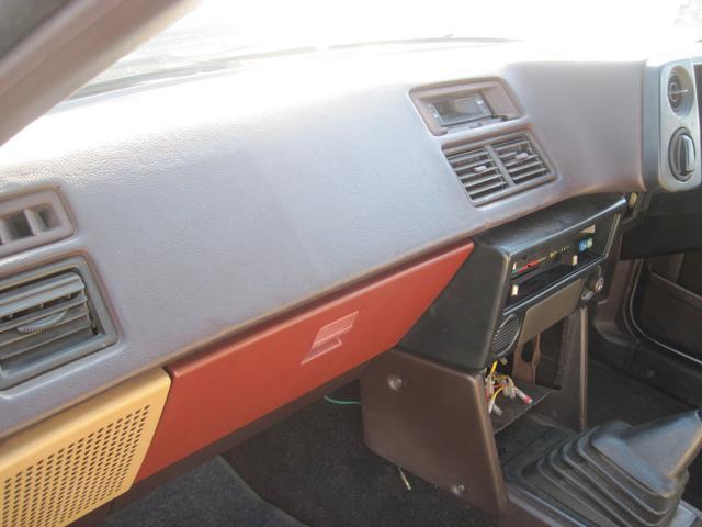 トヨタ カローラレビン GT 2ドアクーペ AE86 4AG  マフラー ローダウン