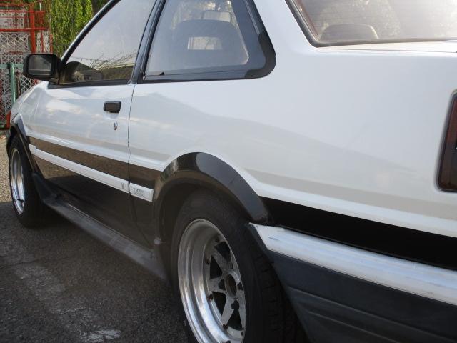 「トヨタ」「カローラレビン」「クーペ」「千葉県」の中古車8