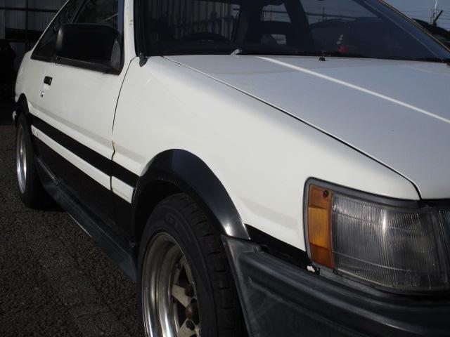 「トヨタ」「カローラレビン」「クーペ」「千葉県」の中古車10