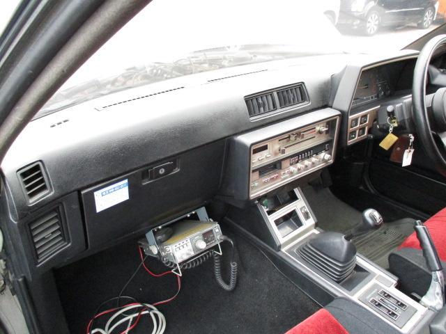 外内装クリーニング済 インタークーラーターボ ノーマル車(11枚目)