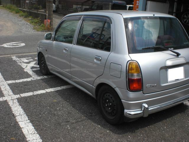 ジーノ フルタップ車高調(5枚目)
