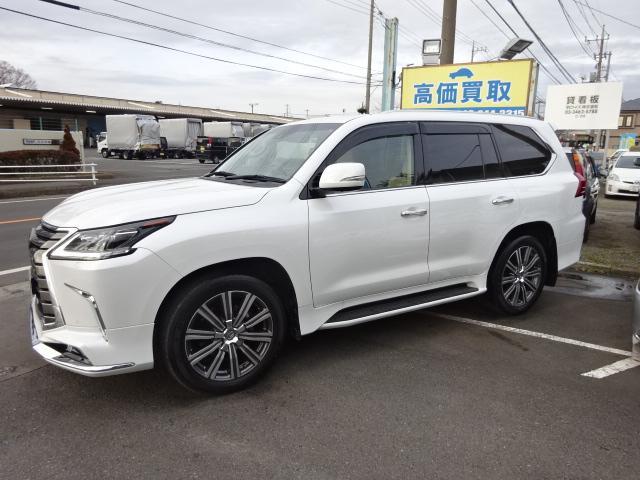 「レクサス」「LX」「SUV・クロカン」「神奈川県」の中古車5