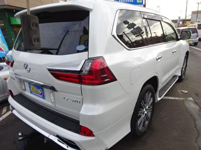 「レクサス」「LX」「SUV・クロカン」「神奈川県」の中古車8